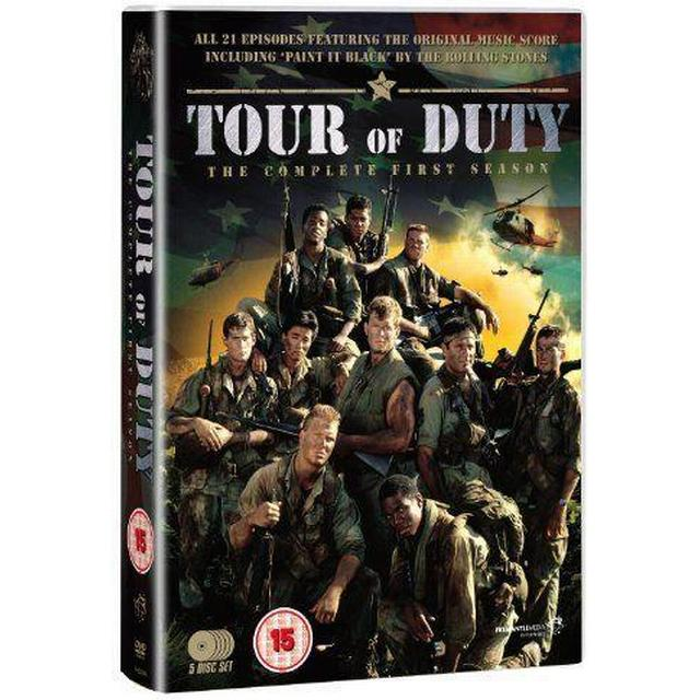 Tour of Duty - The Complete First Season [DVD]